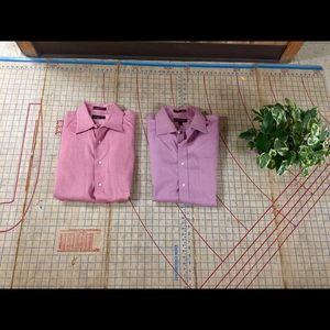 Nordstrom button down shirt bundle size 17.5-33